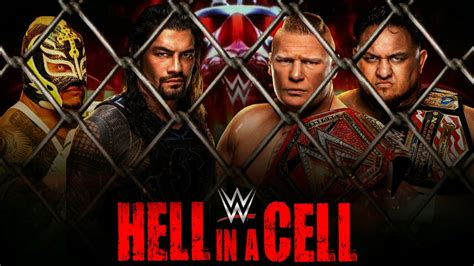 wwe hell   cell   matches    added