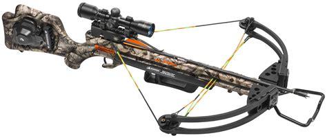 arm brust ridge invader g3 crossbow at arrow in apple