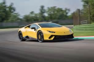 Huracan 2018 Lamborghini Performante