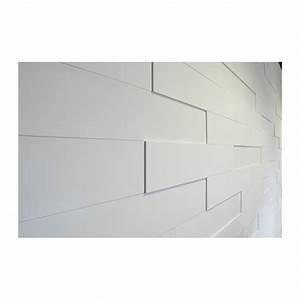 panneau hdf rona With porte d entrée pvc avec panneaux muraux décoratifs pour salle de bain