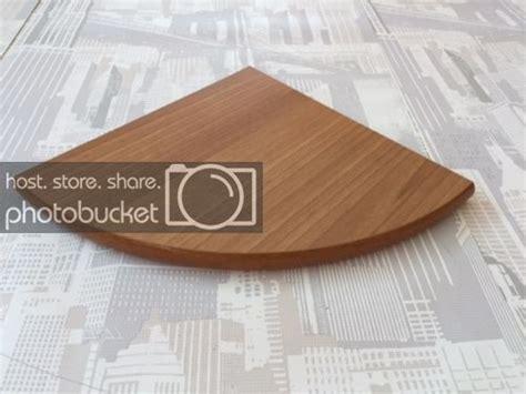 mensole in legno arte povera mensole angolari arte povera in legno spessore 2 5 cm ebay