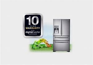 Refrigerator Compressor  Samsung Digital Inverter