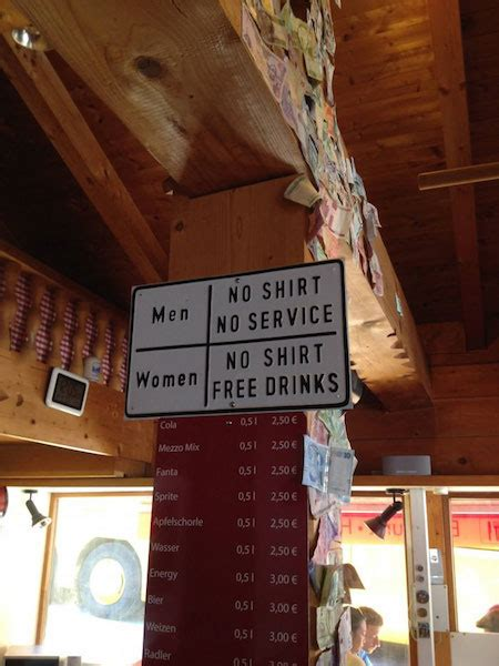bar shirt signs funny creative service drink grab sign drinks fun ll step witty advertising infographics graphs