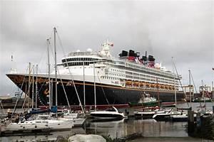 Disney Magic Makes Inaugural Call to Dublin, Ireland • The ...