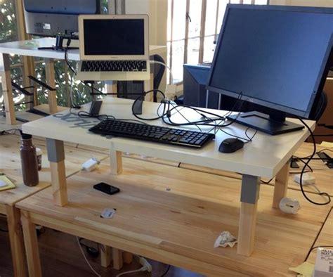 build  great standing desk    huffpost