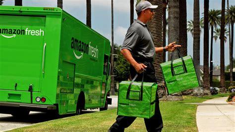 amazoncom lowers delivery fees  amazonfresh