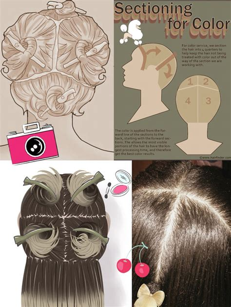section  hair  coloring root touch  makeup   hair color