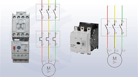 Motor Starter Wiring Impremedia