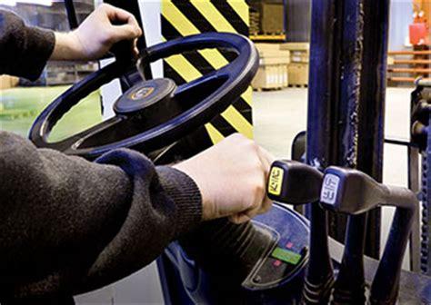 train  practice   mitigate common forklift