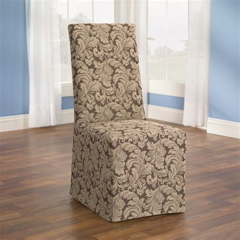 slipcovers  dining room chairs  embellish