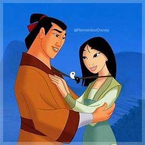 Disney Mulan And Shang Family | www.pixshark.com - Images ...