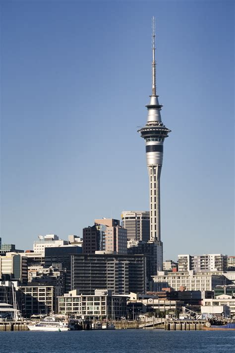 Sky Tower, Auckland  Visit All Over The World