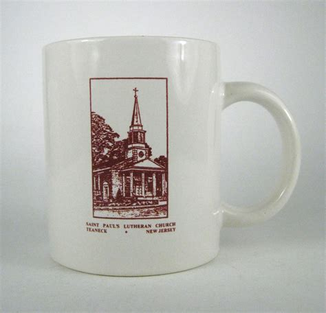 2,061 likes · 1 talking about this. St. Paul's Lutheran Church Mug Teaneck New Jersey Coffee Tea Cup White NJ - Mugs, Cups