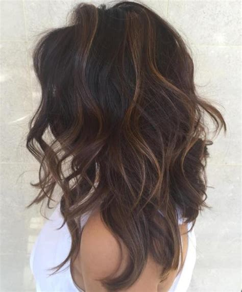 Hairstyle With Highlights by 50 Lovely Shag Haircuts For Effortless Stylish Looks