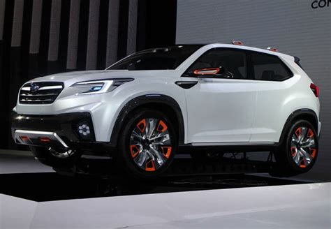 2020 Subaru Forester Turbo by 2020 Subaru Forester Redesign Turbo Xt Hybrid Specs