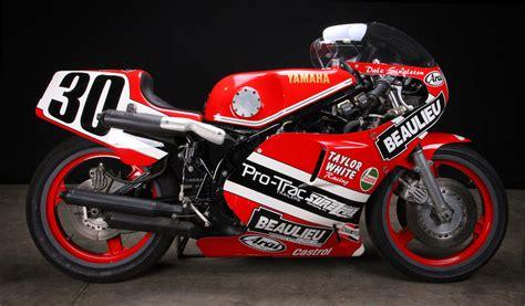 Dale Singleton's Yamaha Tz750