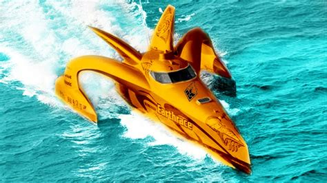 Fastest Boat In The World by World S Fastest Boat