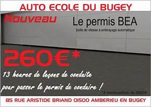 Auto Ecole Cergy Le Haut : auto ecole du bugey auto ecole du bugey ~ Dailycaller-alerts.com Idées de Décoration