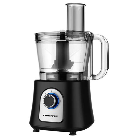 Food Blender Kmart by Ovente Deluxe 12 Cup Multi Function Food Processor With