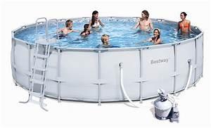 Bestway Pool Set : bestway steel pro pool set 549x132 mit sandfilter 56464 ~ Eleganceandgraceweddings.com Haus und Dekorationen