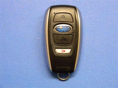 Subaru Smart Key Keyless Go Entry Remote Fob Hyq 14ahc