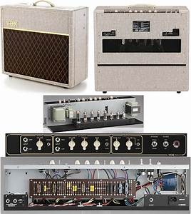 Vox Ac15hw1x Hand Wired Ac15 1x12 Tube Combo Guitar Amp