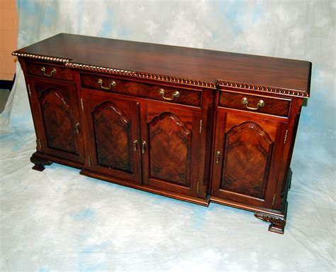 dining room credenza burl mahogany carved chippendale dining room sideboard