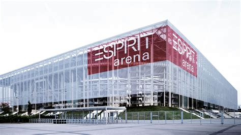 purpose of floor plan esprit arena