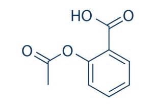 Aspirin Chemical Structure