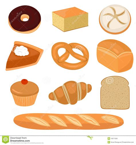 Pastry Clipart Pastries Clip Cliparts