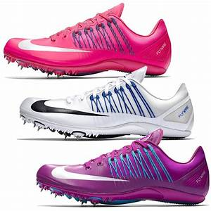 New Nike Zoom Celar 5 V Track & Field Spikes Sprint Shoes ...