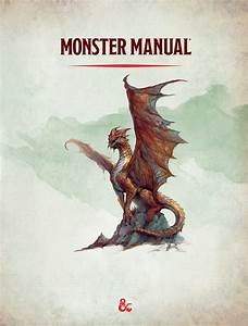 D U0026d 5th Edition Monster Manual Manticore Revealed
