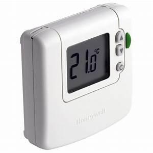 Termostato Ambiente Digital Honeywell Dts92