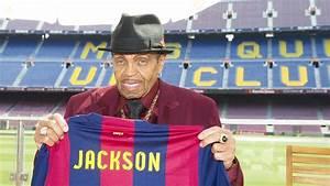 Odd! Michael Jackson's father Joe spent his 86th birthday ...