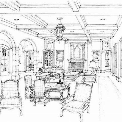 Interior Shabby Chic Furniture Sketch Drawing Entirehomefurniture