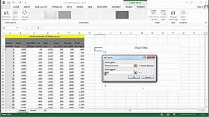 how to do a profit volume graph in excel using excel With cost volume profit graph excel template