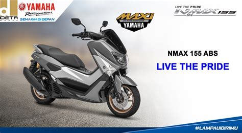 Nmax 2018 Non Abs Philippines by Kredit Yamaha Nmax Non Abs Nmax Abs 2019 Kredit Motor