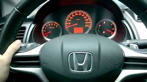 2009 Honda City E 1 5l Interior