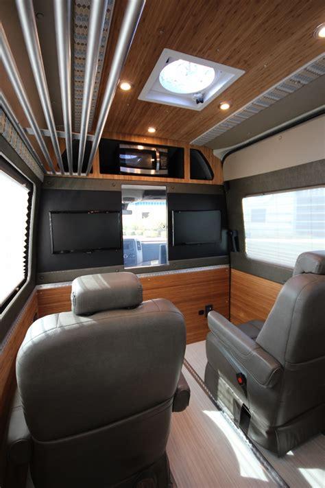 custom family sprinter van  comfort  style
