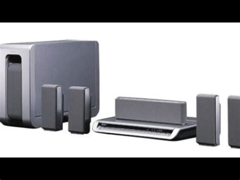 sony home theater system dav sr1 top of the range
