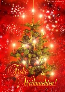 Schöne Weihnachten Grüße : frohe weihnachten frohe weihnachten bild 23011 ~ Haus.voiturepedia.club Haus und Dekorationen