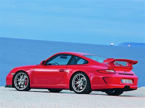 Porsche 911 Gt3 (997) Specs & Photos