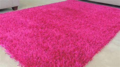 tapis rose fushia