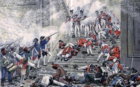 Der Tuileriensturm vom 10. August 1792 | Löwendenkmal 21