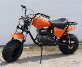 Coleman Mini Bike Custom