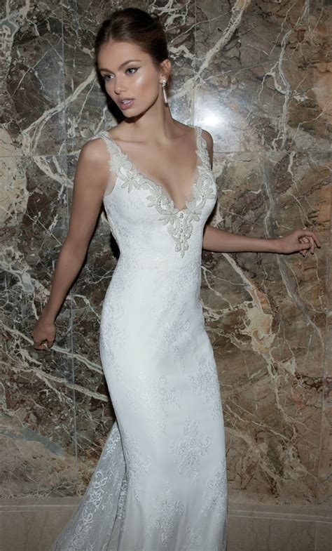 Berta Bridal Winter 2014 Collection Part 3 Belle The