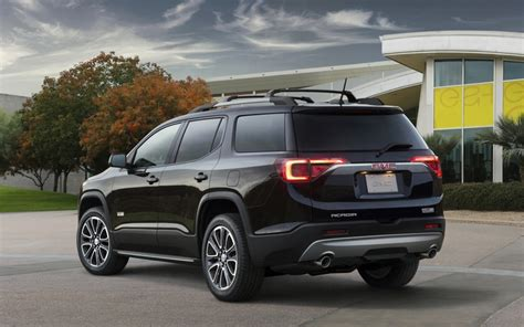 gmc acadia deals prices incentives leases