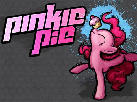 mlp fighting is magic pinkie pie theme