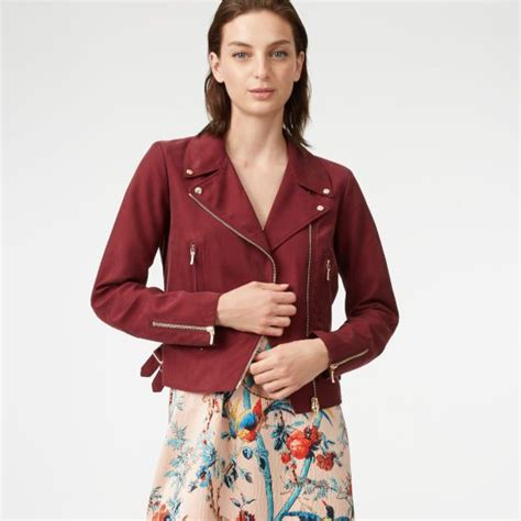 cloth moto jacket a little pre fall shopping une femme d 39 un certain âge