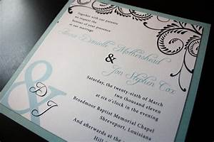cool wedding invitation blog light blue wedding invitations With wedding invitation sample light blue